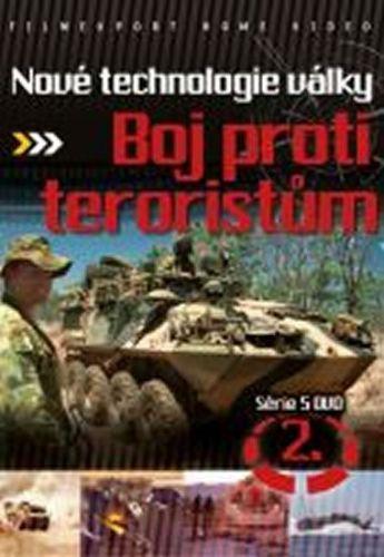 Nové technologie války 2. - Boj proti teroristům - DVD digipack cena od 73 Kč