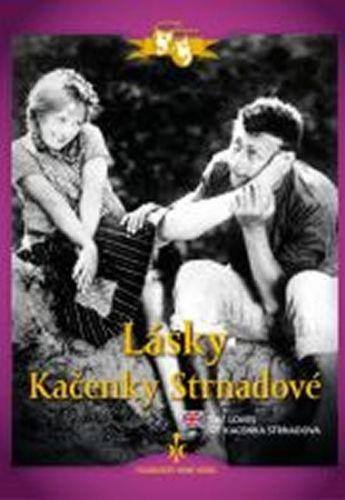 Lásky Kačenky Strnadové (1926) - DVD digipack, němý film s Vlastou Burianem cena od 73 Kč