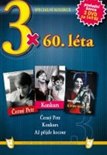 3x DVD - 60. léta cena od 106 Kč
