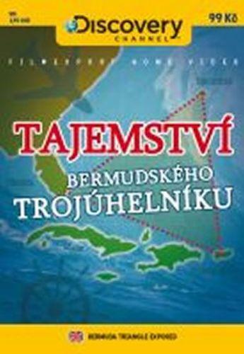Tajemství bermudského trojúhelníku - DVD digipack cena od 36 Kč