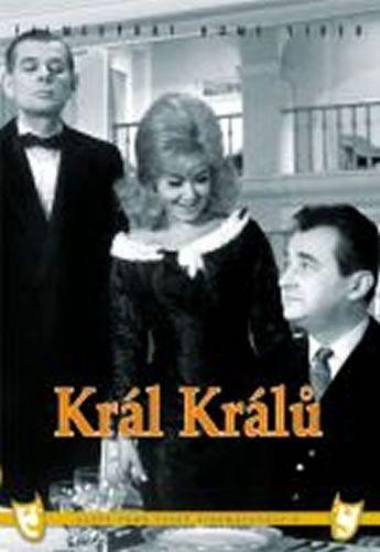 Král Králů - DVD box cena od 106 Kč