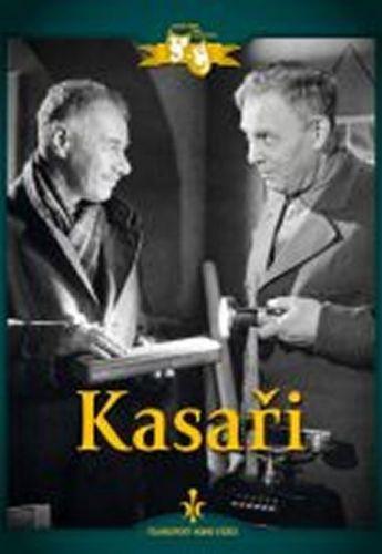 Kasaři - DVD digipack cena od 73 Kč