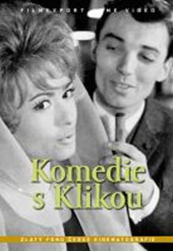 Komedie s Klikou - DVD box cena od 110 Kč