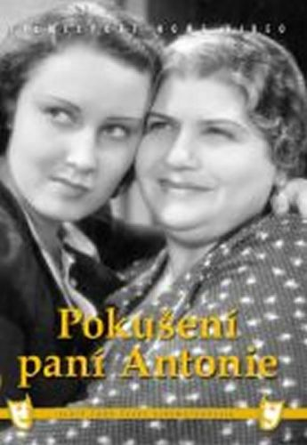 Pokušení paní Antonie - DVD box cena od 106 Kč