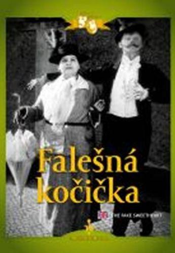 Falešná kočička (1926) - DVD digipack, němý film s Vlastou Burianem cena od 79 Kč