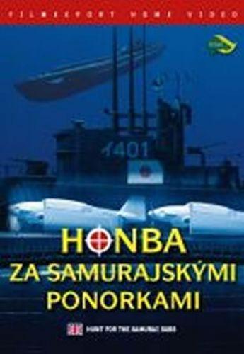 Honba za samurajskými ponorkami - DVD digipack cena od 73 Kč