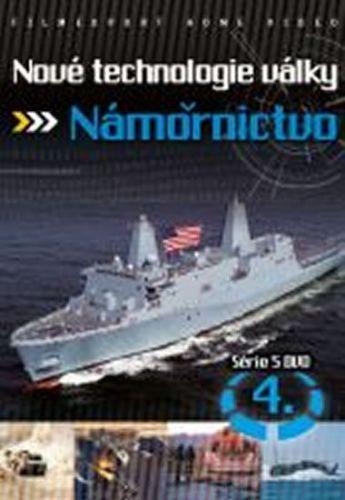 Nové technologie války 4. - Námořnictvo - DVD digipack cena od 73 Kč