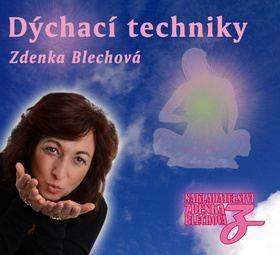 Blechová Zdenka: CD Dýchací techniky cena od 349 Kč