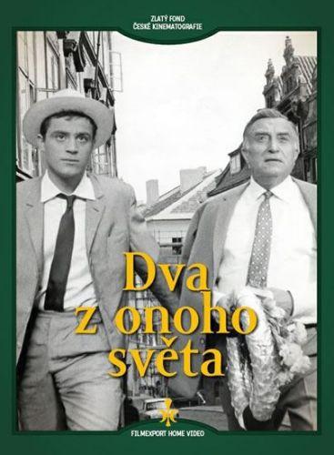 Dva z onoho světa - DVD (digipack) cena od 85 Kč