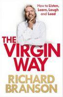 Branson Richard: Virgin Way cena od 313 Kč