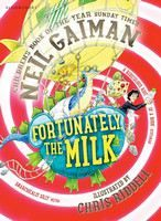 XXL obrazek Gaiman Neil: Fortunately, the Milk...