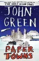 John Green: Paper Towns cena od 141 Kč