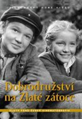 Dobrodružství na Zlaté zátoce - DVD box cena od 127 Kč