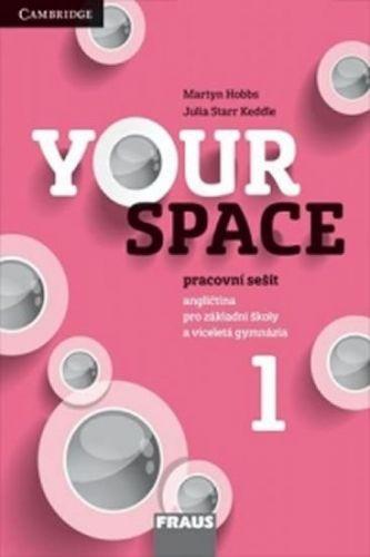 Your Space 1 - Pracovní sešit cena od 126 Kč