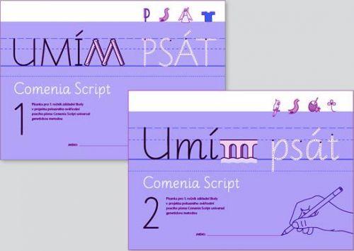 MgA. Radana Lencová, Ph.D.: Sešit A5 - 1. třída Comenia Script cena od 25 Kč