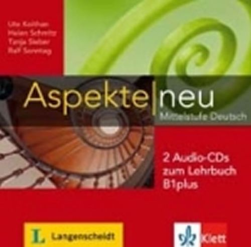 Koithan Ute: Aspekte neu B1+ – CD z. Lehrbuch cena od 481 Kč