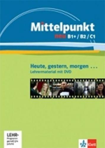 Mittelpunkt neu B1+ - DVD cena od 389 Kč