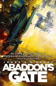 Corey James: Abaddon's Gate cena od 270 Kč