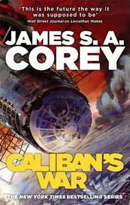 XXL obrazek Corey James: Caliban's War