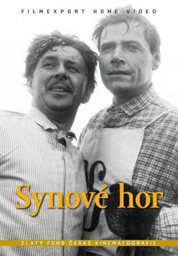 Synové hor - DVD box cena od 100 Kč