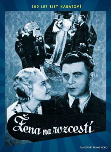 Žena na rozcestí - DVD box cena od 108 Kč