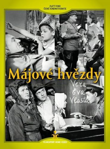Májové hvězdy - DVD (digipack) cena od 66 Kč