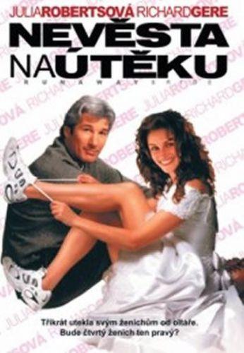 Nevěsta na útěku - DVD cena od 58 Kč