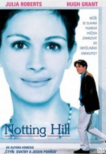 Notthing Hill - DVD cena od 50 Kč