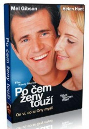 Po čem ženy touží - DVD cena od 58 Kč