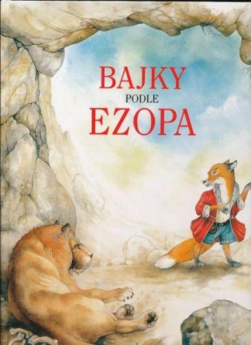 Pavel Gaudore: Bajky podle Ezopa cena od 173 Kč