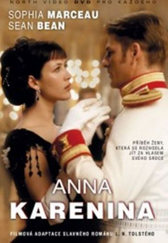 Tolstoj Lev Nikolajevič: Anna Karenina - DVD cena od 42 Kč