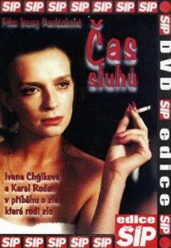 Pavlásková Irena: Čas sluhů - DVD cena od 47 Kč