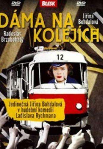 Rychman Ladislav: Dáma na kolejích - DVD cena od 47 Kč