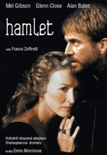Shakespeare William: Hamlet - DVD cena od 43 Kč