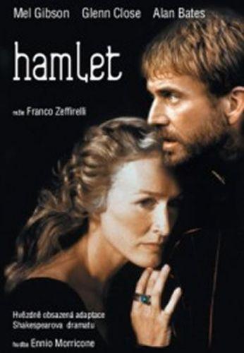 Shakespeare William: Hamlet - DVD cena od 41 Kč