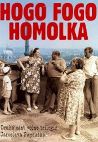 Papoušek Jaroslav: Hogo fogo Homolka - DVD cena od 45 Kč