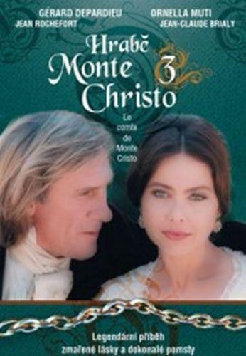 Dumas Alexandre: Hrabě Monte Christo 3. - DVD cena od 35 Kč