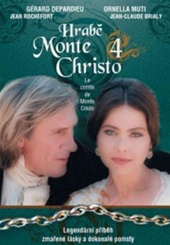 Dumas Alexandre: Hrabě Monte Christo 4. - DVD cena od 49 Kč