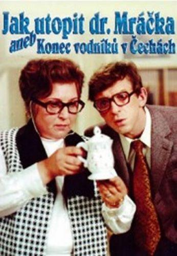 Vorlíček Václav: Jak utopit Dr. Mráčka - DVD cena od 49 Kč