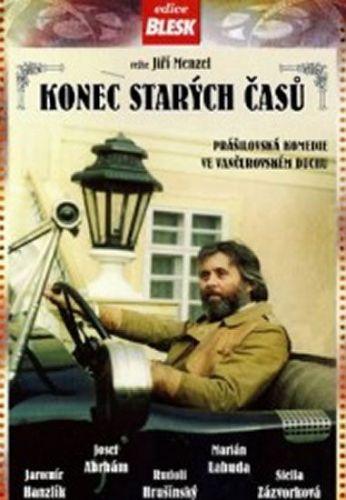 Menzel Jiří: Konec starých časů - DVD cena od 51 Kč