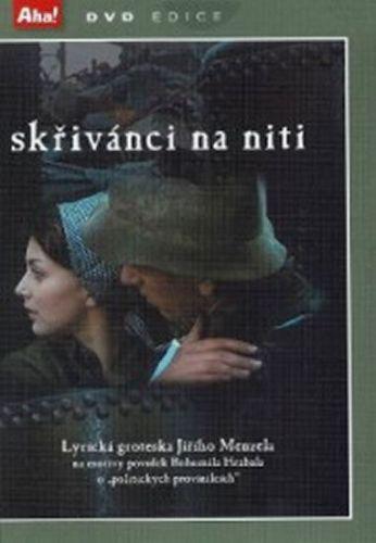 Hrabal Bohumil: Skřivánci na niti - DVD cena od 51 Kč