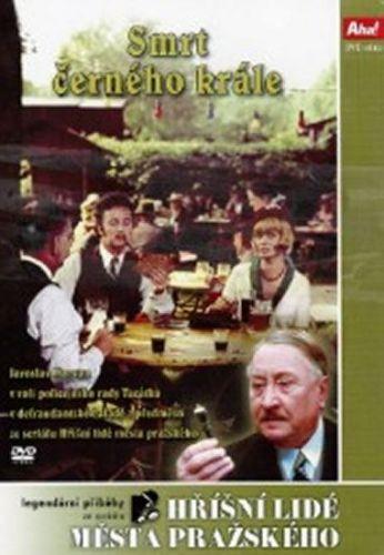 Sequens Jiří: Smrt černého krále - DVD cena od 49 Kč