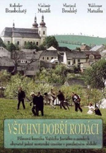 Jasný Vojtěch: Všichni dobří rodáci - DVD cena od 51 Kč