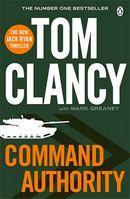 Clancy Tom: Command Authority cena od 207 Kč
