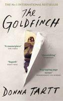 Tartt Donna: Goldfinch cena od 244 Kč