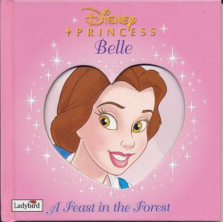 Belle - Disney Princess cena od 74 Kč