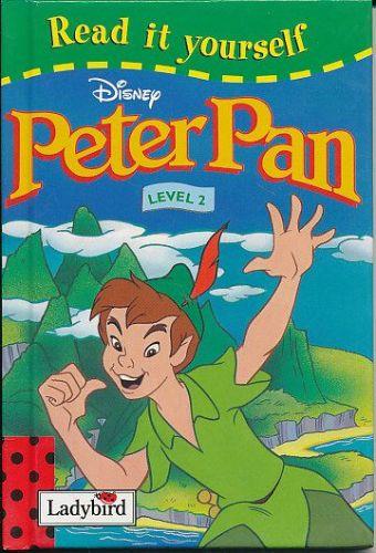 Peter Pan - Disney cena od 83 Kč