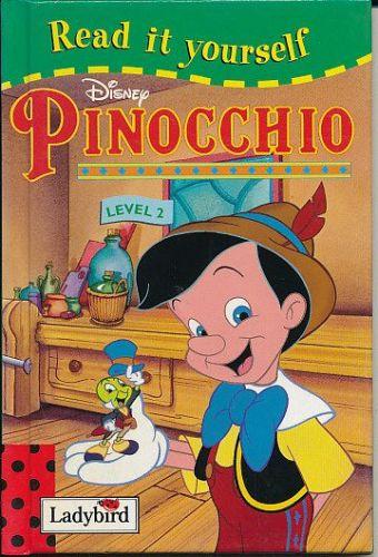 Pinocchio - Disney cena od 83 Kč
