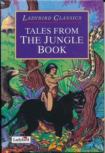 Tales from the Jungle Book cena od 77 Kč