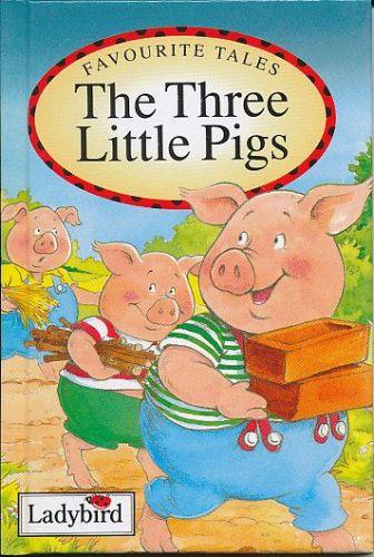 The Three Little Pigs cena od 77 Kč